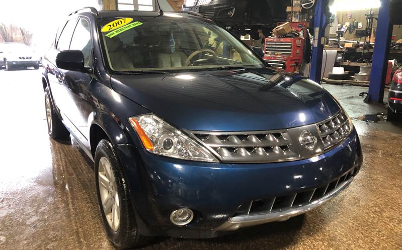 2007 Nissan Murano AWD SL 4dr SUV - Youngstown OH