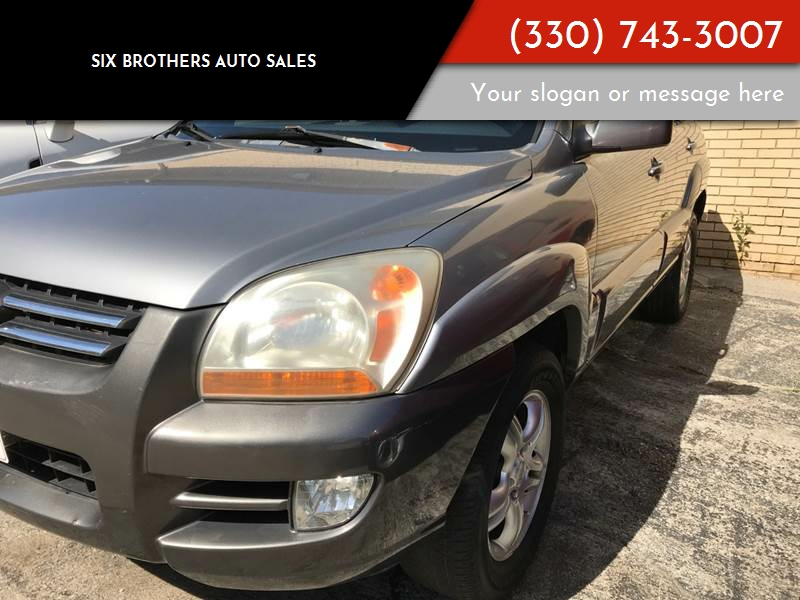 2005 Kia Sportage EX 4dr SUV - Youngstown OH