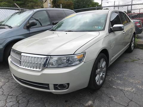 2007 Lincoln MKZ for sale at Six Brothers Auto Sales in Youngstown OH