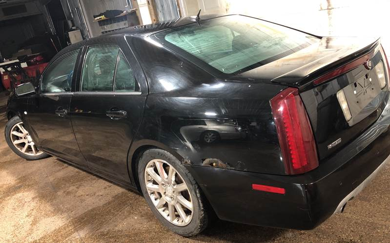 2005 Cadillac STS AWD 4.6 4dr Sedan - Youngstown OH