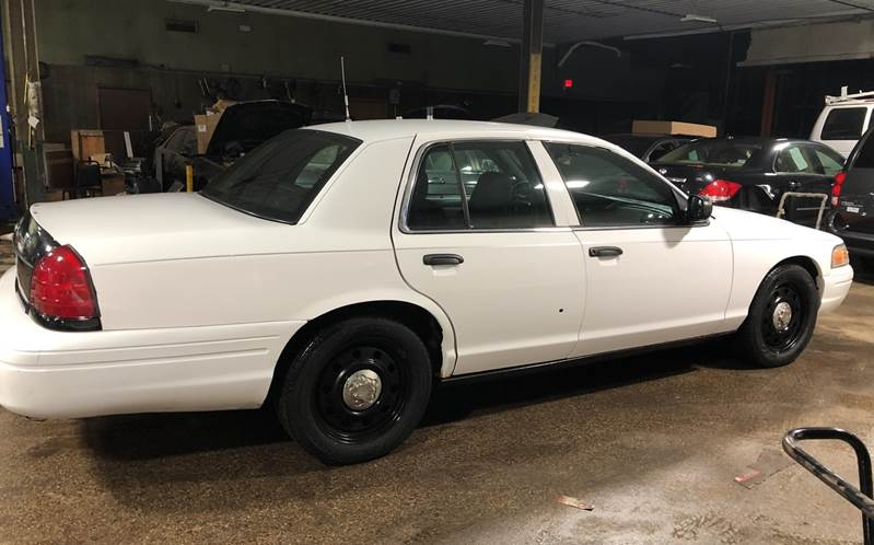 2008 Ford Crown Victoria Police Interceptor 4dr Sedan (3.27 Axle) - Youngstown OH