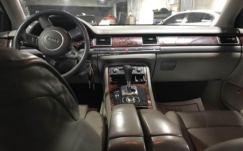 2004 Audi A8 L AWD quattro 4dr Sedan - Youngstown OH