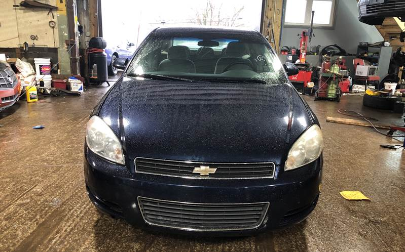 2007 Chevrolet Impala LS 4dr Sedan - Youngstown OH
