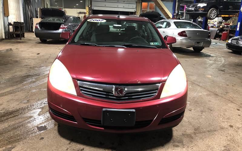 2007 Saturn Aura XE 4dr Sedan - Youngstown OH