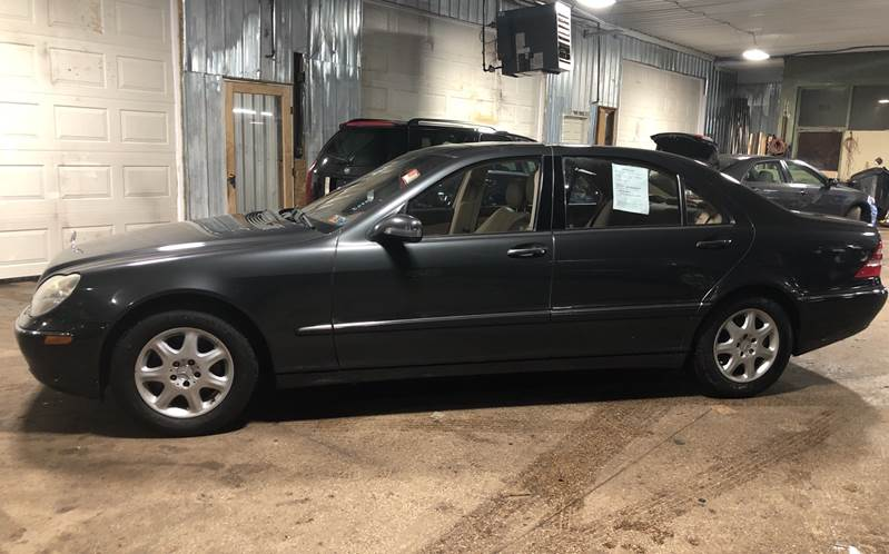 2002 Mercedes-Benz S-Class S 500 4dr Sedan - Youngstown OH