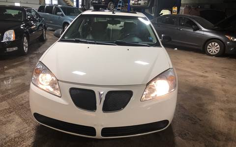 2005 Pontiac G6 for sale in Youngstown, OH
