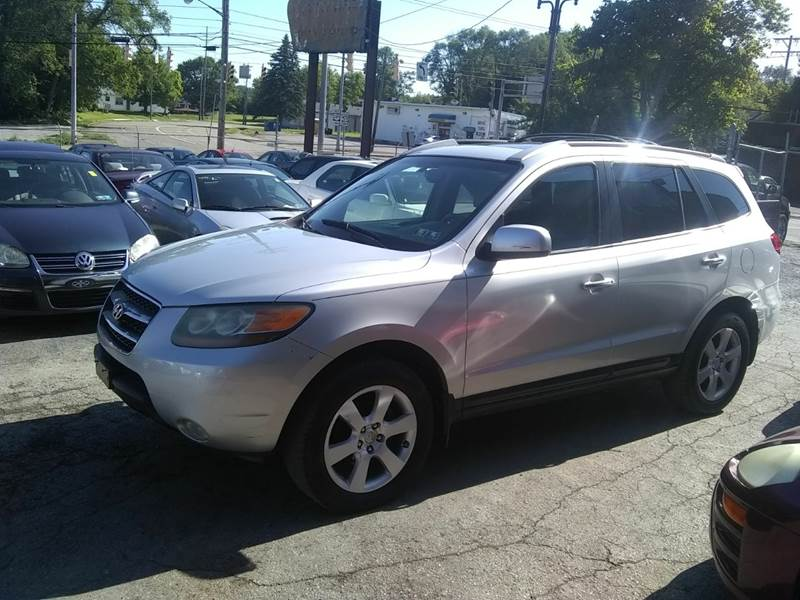 2007 Hyundai Santa Fe AWD Limited 4dr SUV - Youngstown OH