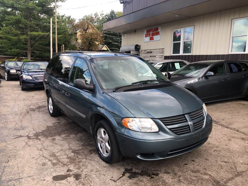 2007 Dodge Grand Caravan SE 4dr Extended Mini-Van - Youngstown OH