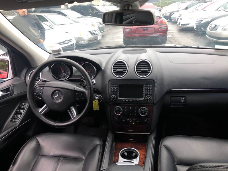 2007 Mercedes-Benz GL-Class AWD GL 450 4MATIC 4dr SUV - Youngstown OH