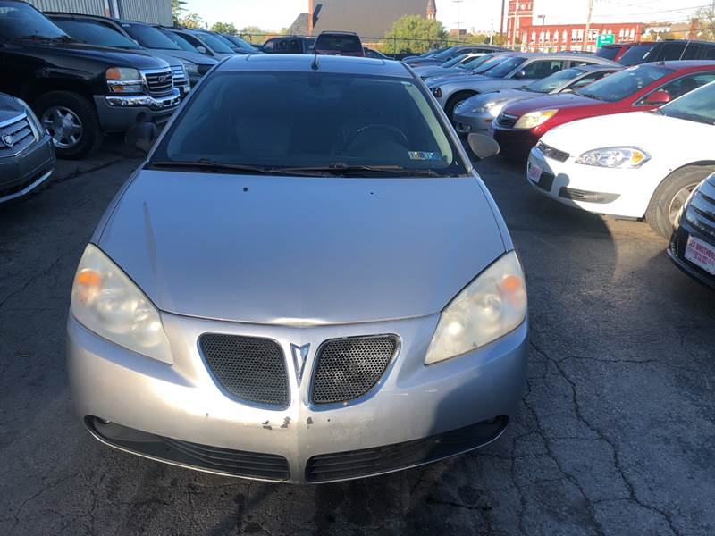 2008 Pontiac G6 GT 2dr Coupe - Youngstown OH