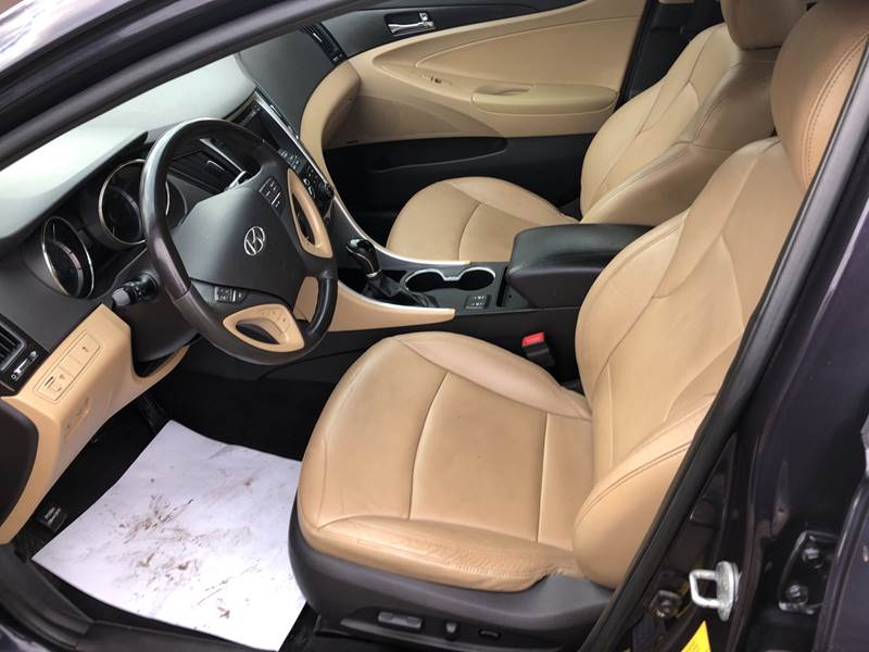 2011 Hyundai Sonata Limited 4dr Sedan - Youngstown OH