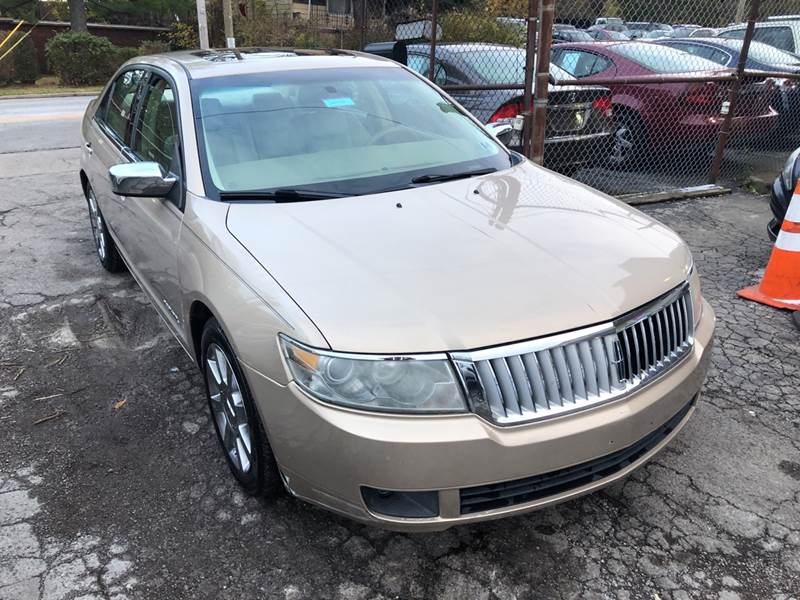 2006 Lincoln Zephyr 4dr Sedan - Youngstown OH