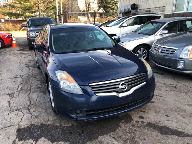 2009 Nissan Altima 2.5 4dr Sedan - Youngstown OH