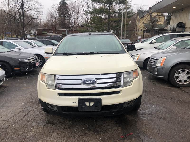 2007 Ford Edge AWD SEL Plus 4dr Crossover - Youngstown OH
