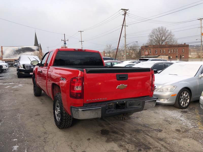 2007 Chevrolet Silverado 1500 LT1 4dr Extended Cab 4WD 5.8 ft. SB - Youngstown OH