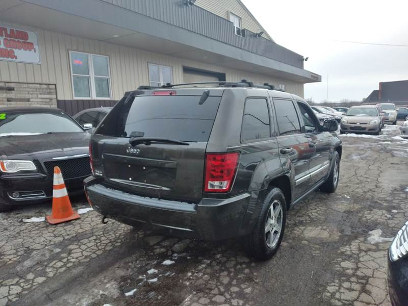 2006 Jeep Grand Cherokee Laredo 4dr SUV 4WD - Youngstown OH