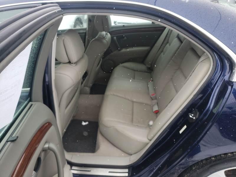 2006 Acura RL SH-AWD 4dr Sedan w/Navi System - Youngstown OH