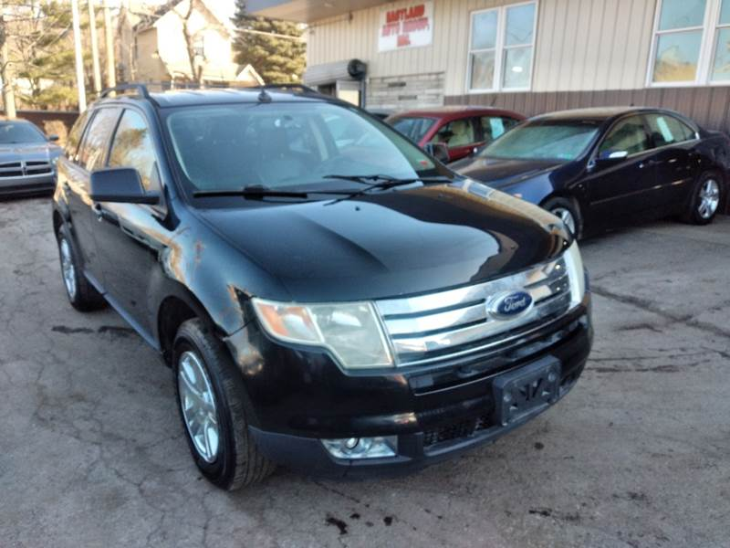 2007 Ford Edge SEL 4dr Crossover - Youngstown OH