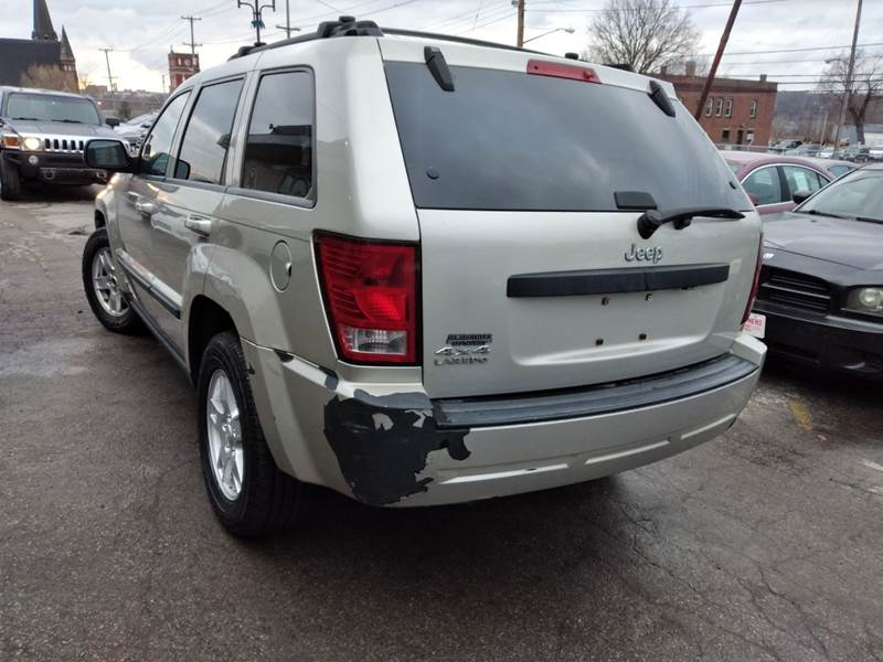 2007 Jeep Grand Cherokee Laredo 4dr SUV 4WD - Youngstown OH