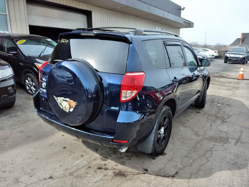 2007 Toyota RAV4 4dr SUV 4WD I4 - Youngstown OH