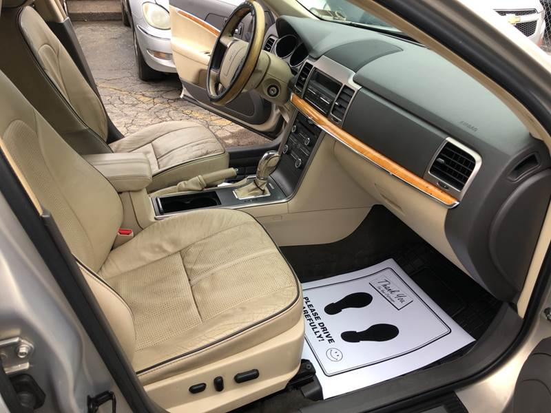 2010 Lincoln MKZ 4dr Sedan - Youngstown OH