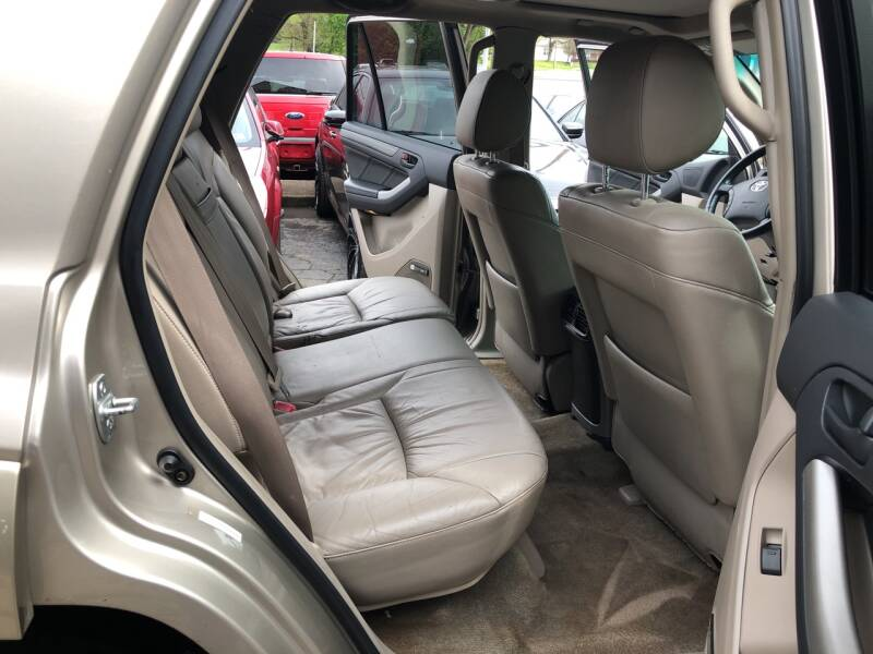 2004 Toyota 4Runner Limited 4WD 4dr SUV - Youngstown OH