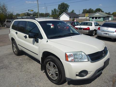2006 Mitsubishi Endeavor for sale in Indianapolis, IN