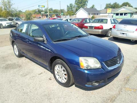 2009 Mitsubishi Galant for sale in Indianapolis, IN
