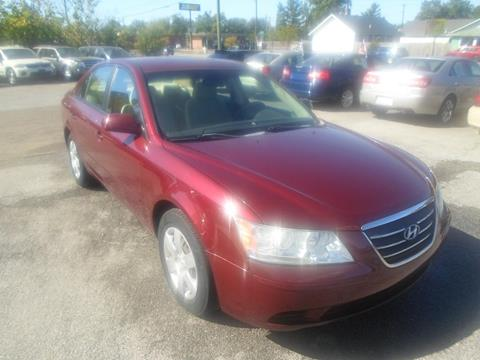 2009 Hyundai Sonata for sale in Indianapolis, IN