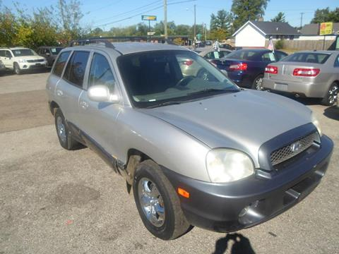 2004 Hyundai Santa Fe for sale in Indianapolis, IN