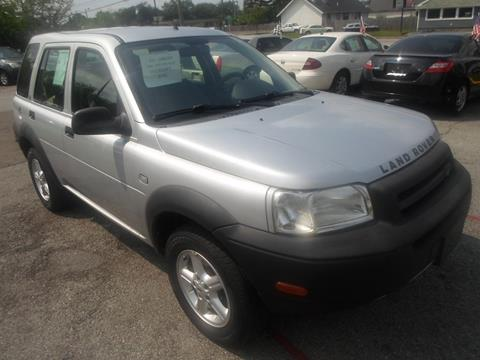 2003 Land Rover Freelander For Sale In Indianapolis, IN