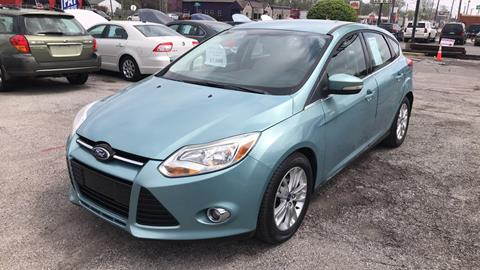 2012 Ford Focus for sale in Indianapolis, IN