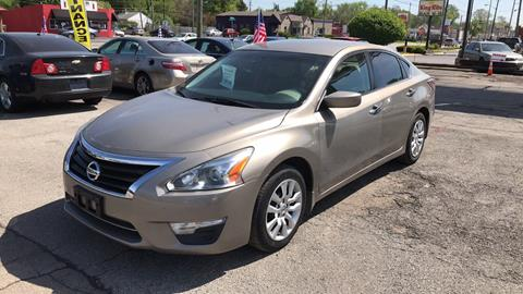 2014 Nissan Altima For Sale >> Used 2014 Nissan Altima For Sale In Indiana Carsforsale Com