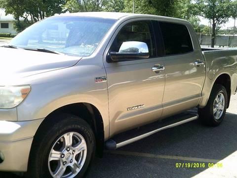2007 Toyota Tundra for sale at ARKLATEX AUTO in Texarkana TX