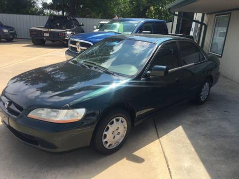 2001 Honda Accord For Sale In Texarkana, TX