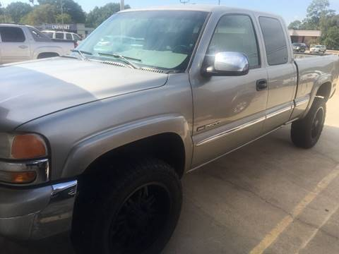 2000 GMC Sierra 2500 for sale in Texarkana, TX