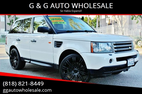 Land Rover For Sale in North Hollywood, CA - G & G AUTO