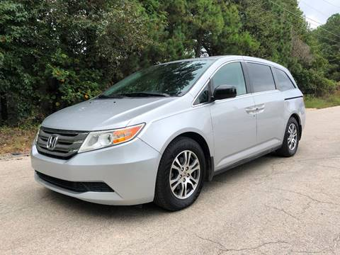 2012 Honda Odyssey for sale in Atlanta, GA