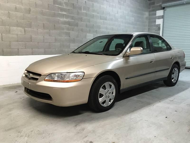 2000 Honda Accord LX V6 4dr Sedan   Atlanta GA
