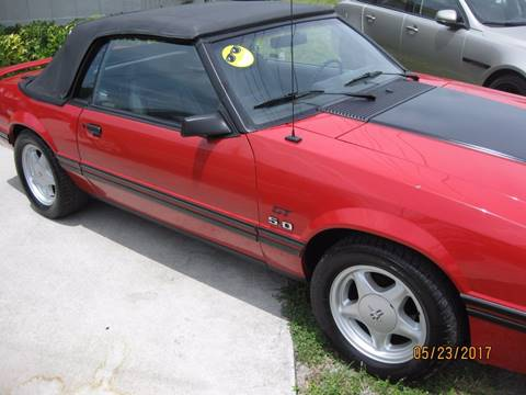 1984 Ford Mustang for sale in Port St Lucie, FL