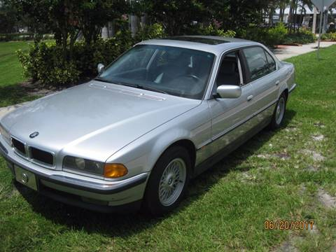 1998 BMW 7 Series for sale in Port St Lucie, FL