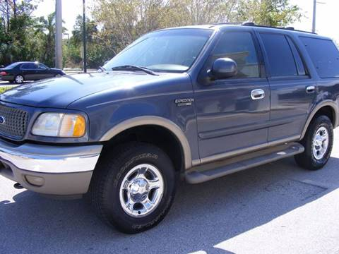 2000 Ford Expedition for sale in Port St Lucie, FL