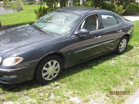 2008 Buick LaCrosse for sale in Port St Lucie, FL