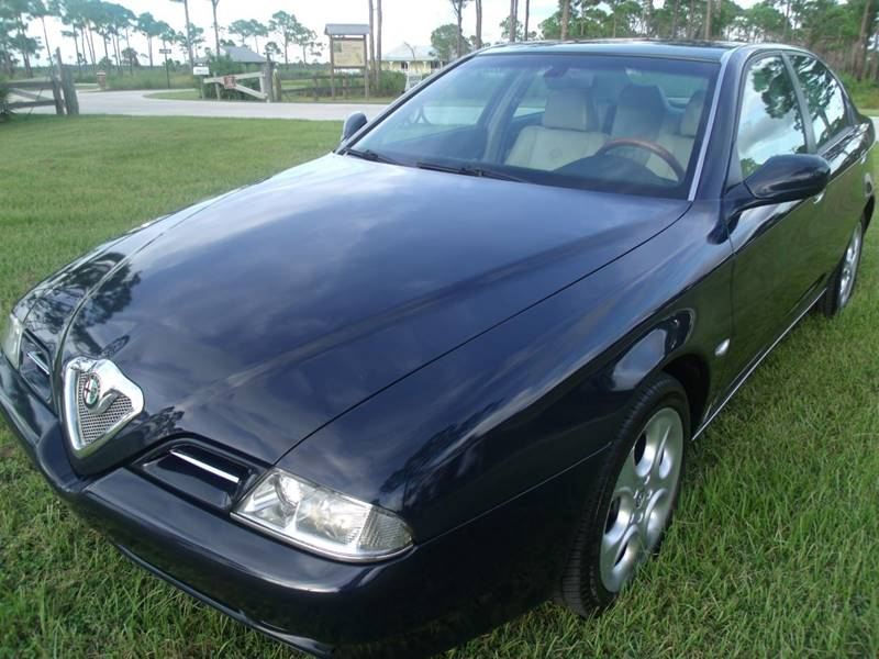 Alfa Romeo 166 2001 Executive Car