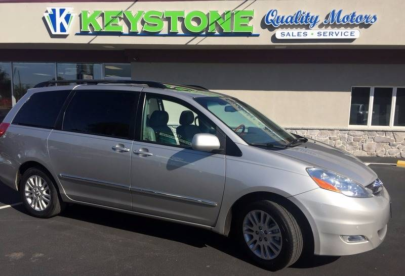 2008 Toyota Sienna XLE Limited 4dr Mini-Van - New Holland PA