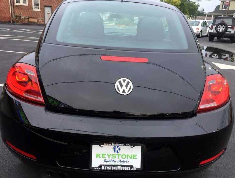 2015 Volkswagen Beetle 1.8T Entry PZEV 2dr Coupe 6A - New Holland PA