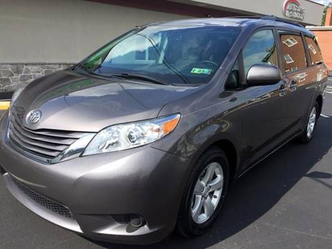 2016 Toyota Sienna for sale in New Holland, PA