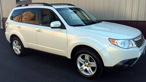 2009 Subaru Forester for sale in New Holland, PA
