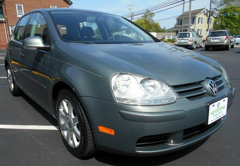 2007 Volkswagen Rabbit 4dr Hatchback (2.5L I5 6A) - New Holland PA