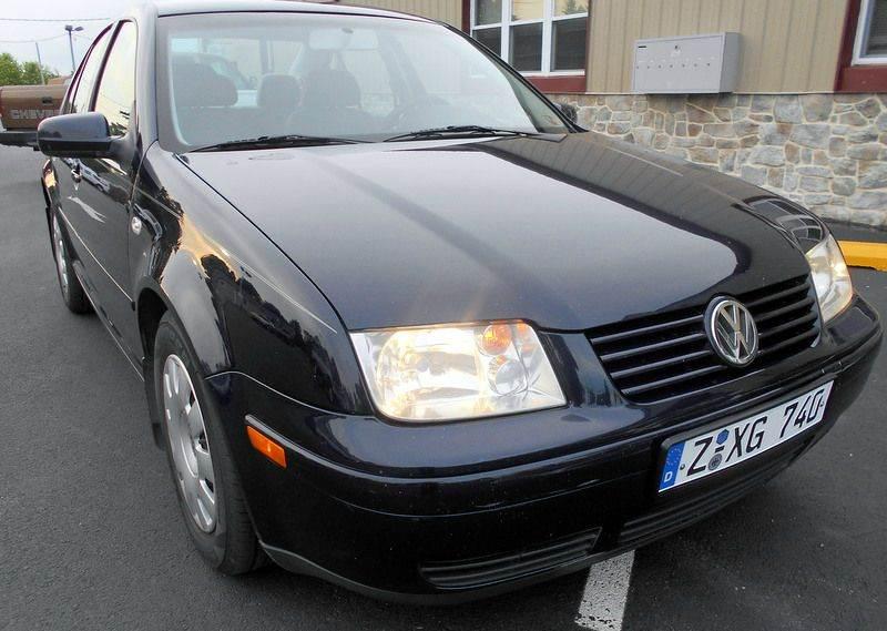 1999 Volkswagen Jetta 4dr New GL TDi Turbodiesel Sedan - New Holland PA